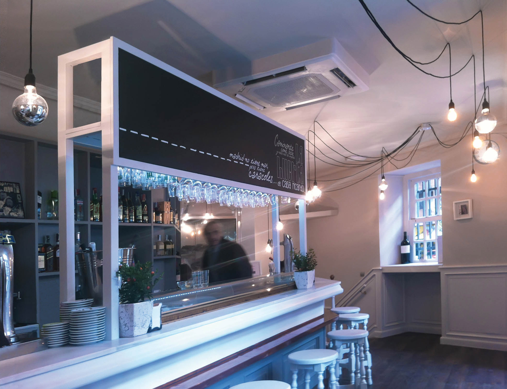 El Antes Y El Despu S De Un Restaurante Con Encanto De La Antigua  ~ Reformas De Casas Antiguas Antes Y Despues