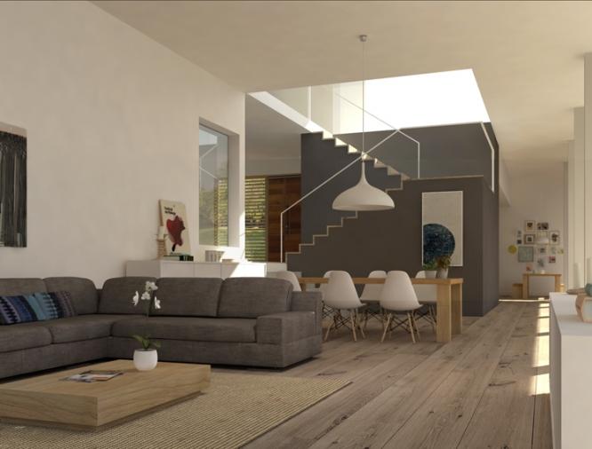 dise o interior vivienda unifamiliar en cantabria m