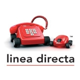 Logo Línea Directa Aseguradora