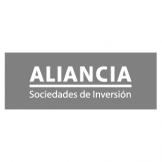 Logo Aliancia Sociedades de Inversión Banca
